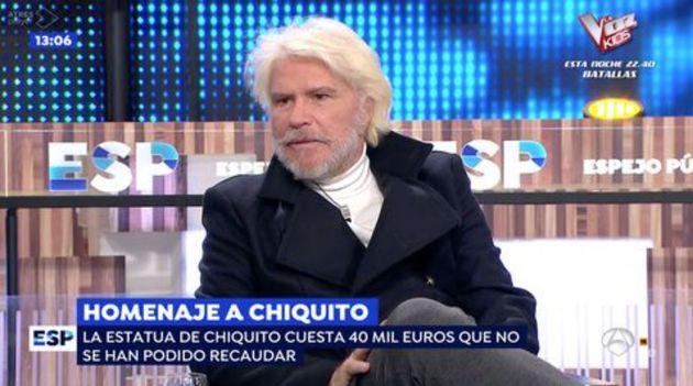 Edmundo Arrocet en 'Espejo