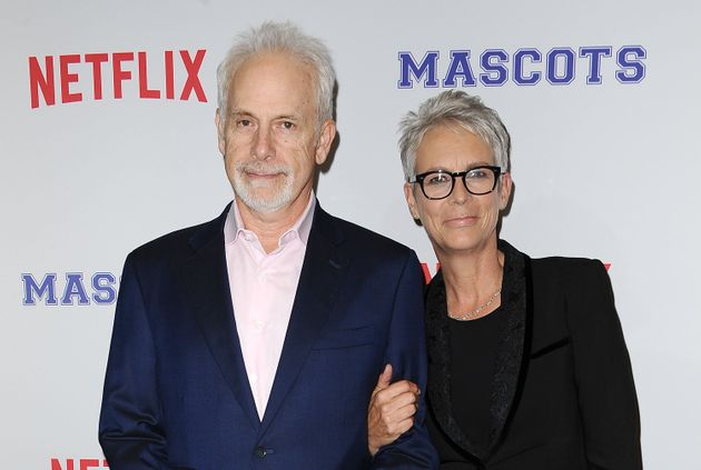 Christopher Guest and Jamie Lee Curtis attend a screening of