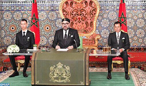 Marche verte: Voici le discours du roi Mohammed VI (TEXTE