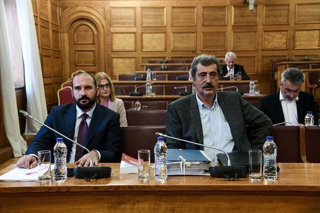 ΣΥΡΙΖΑ: Με Τζανακόπουλο και Πολάκη στην προανακριτική για