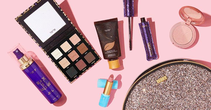 Keep reading for details on how to get seven full-size Tarte products for $63.