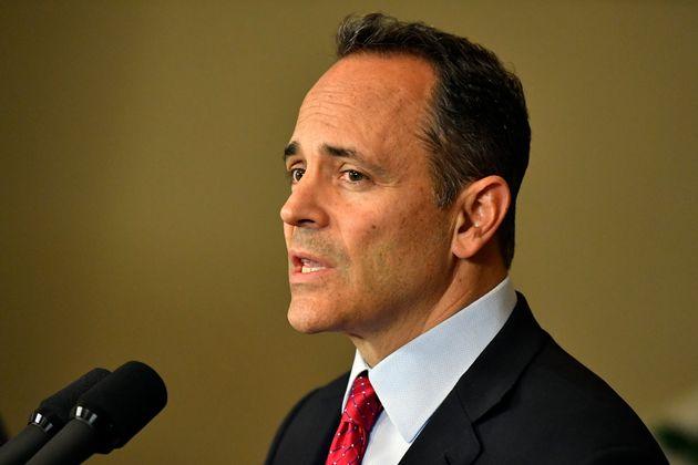 Kentucky Gov. Matt Bevin wants a recanvass of the voting results from Tuesday's gubernatorial
