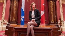 Catherine Dorion: le PLQ presse le président François Paradis
