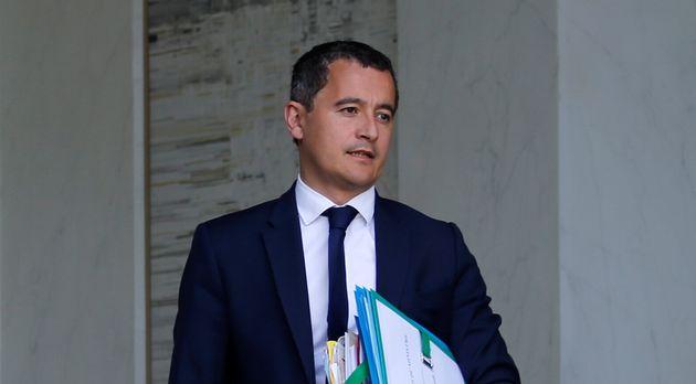 Gérald Darmanin, ici le 21 août 2019 à l'Élysée, est favorable à...