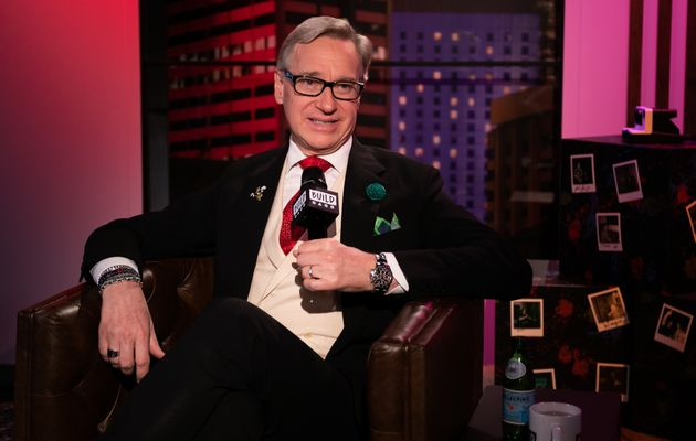 Last Christmas director Paul Feig at Build Series