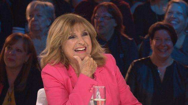 Dominique Michel aux «Enfants de la télé» en novembre