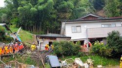 台風19号の土砂災害は821件 1つの台風で過去最多