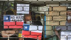 Αύξηση του κατώτατου μισθού υπόσχεται ο Πινιέρα για να βάλει τέλος στις διαδηλώσεις στη
