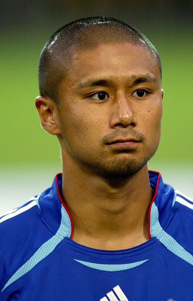2006年のドイツワールドカップでブラジル戦に出場した坪井慶介選手
