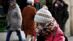 Las temperaturas se desploman y se esperan copiosas nevadas en el