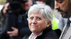 Reino Unido reconoce que la orden de detención de Ponsatí no es