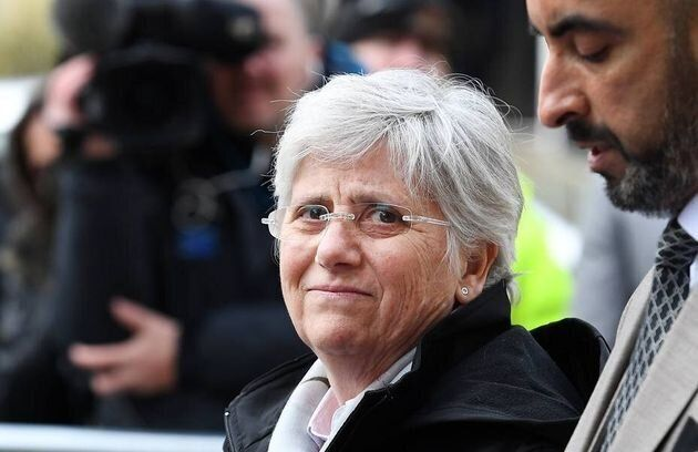 La ex consejera de Educación catalana Clara