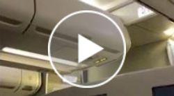 Le imbarazzate scuse del pilota che ha sbagliato il pulsante e lanciato l'allarme dirottamento