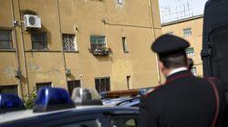 Tenta la fuga sul tetto, ma viene arrestato Federico Rapprese, camorrista