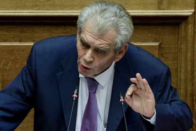 Εξαίρεση βουλευτών ΝΔ-ΚΙΝΑΛ από την προανακριτική θα ζητήσει ο