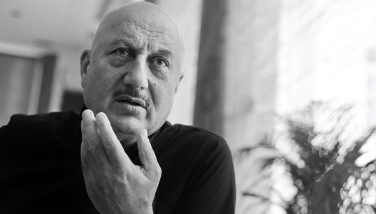 We Asked Anupam Kher About His Love For Modi. It Got