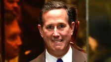 Rick Santorum Sagt Trumpf-Die Zahlen Lügen nicht: hast Du Ein Problem
