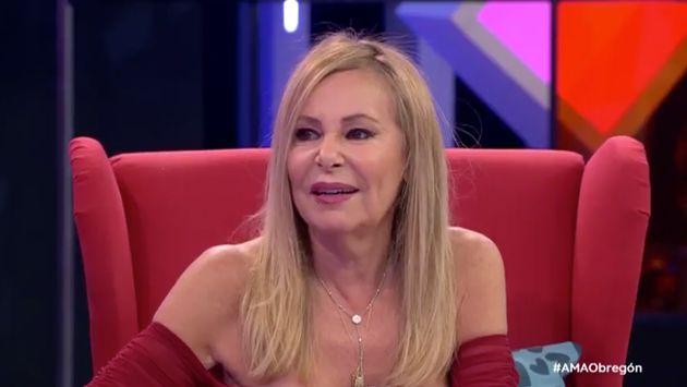 Ana Obregón, en 'Aquellos maravillosos