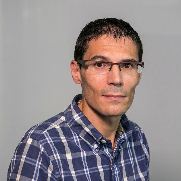 Diego Redolar, profesor de la