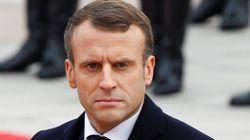 Macron dézingue l'Otan