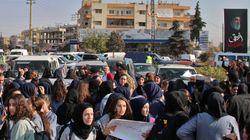 Liban: écoliers et étudiants mobilisés pour poursuivre la