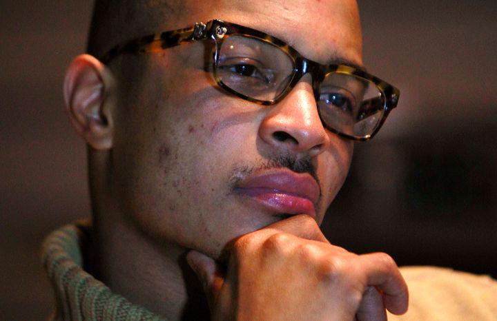 Rapper T.I.