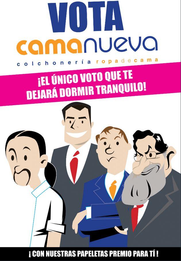 Vota Cama