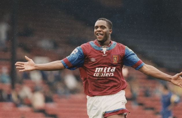 Dalian Atkinson played for Aston Villa, Ipswich Town and Sheffield