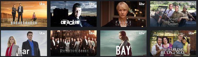 ITV on