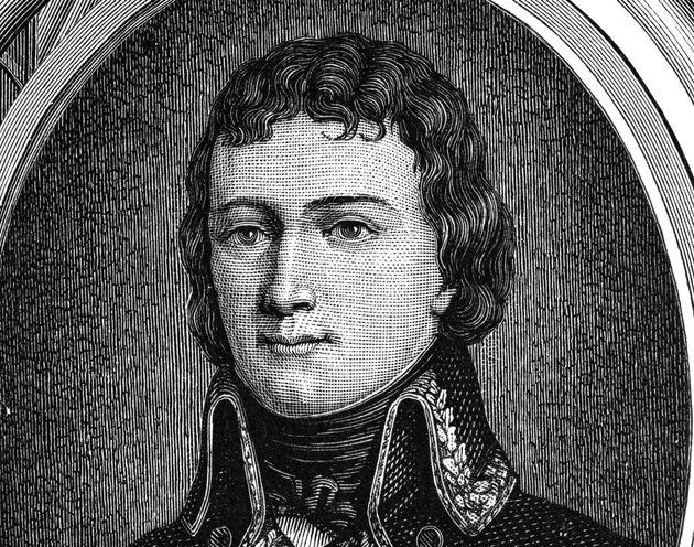 Ο Σαρλ-Ετιέν Γκουντάν, που έχασε την ζωή του το 1812 στην Μάχη του Βαλουτίνο, κατά την διάρκεια της καταστροφικής εκστρατείας του Βοναπάρτη στην Ρωσία.
