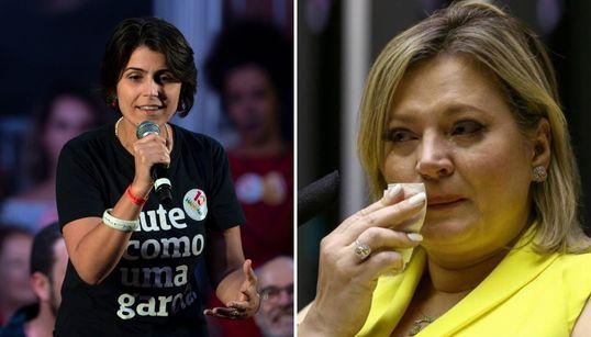 Manuela, Joice e a expressão do machismo na política que cruza