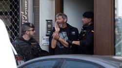 Los CDR detenidos tenían fotos de comisarías, policías y torres