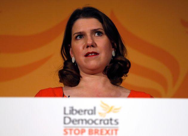 Liberal Democrat leader Jo