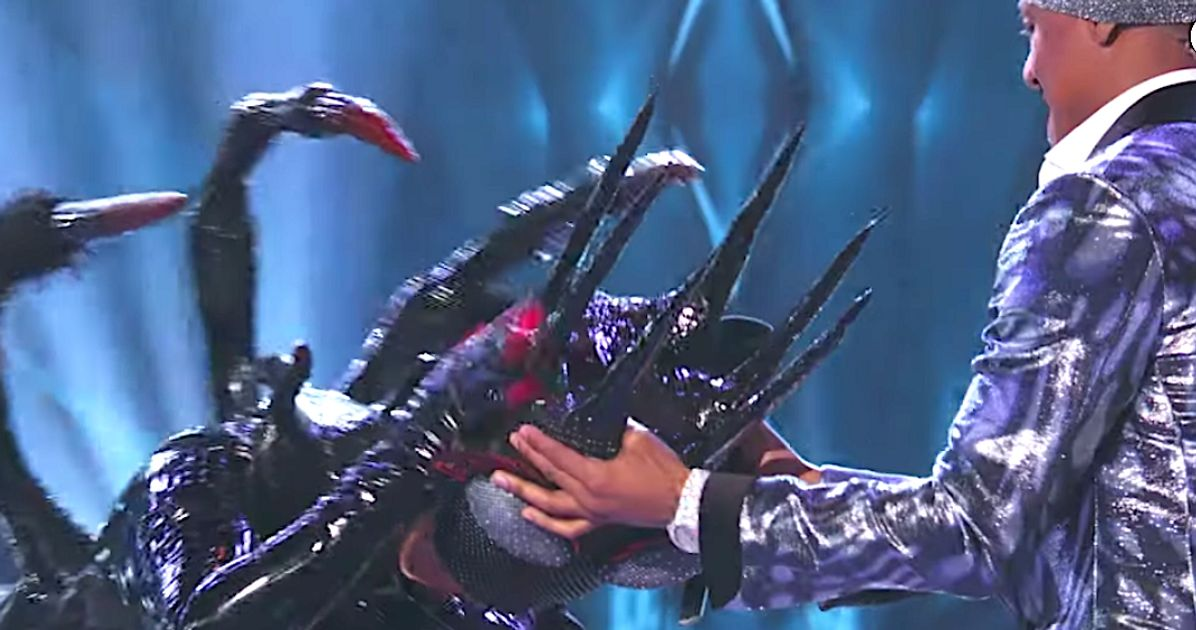 'The Masked Singer' Unmasks Penguin And Black Widow (Spoilers)