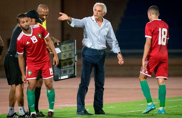 Halilhodzic dévoile la liste des 24 joueurs convoqués pour jouer contre la Mauritanie et le