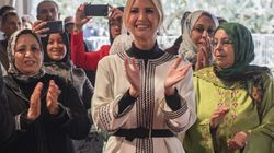 Ivanka Trump rencontre les femmes soulaliyates à Sidi
