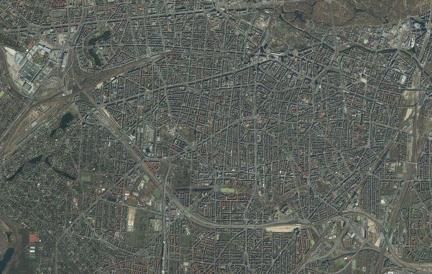 À l'Ouest berlinois, les logements semblent d'avantage