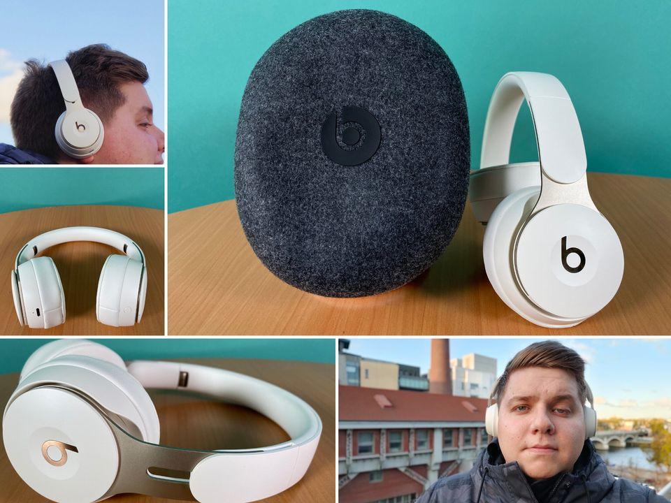 Le design du casque Bluetooth Beats Solo Pro est beaucoup plus sobre que les précédents