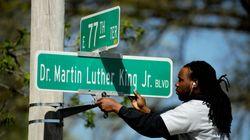 Cette ville américaine a débaptisé son avenue Martin Luther