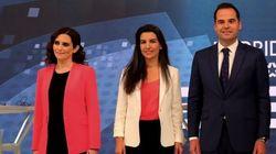 """PP y Cs apoyan en Madrid a Vox para intentar ilegalizar """"partidos separatistas"""" que atenten contra la unidad de"""
