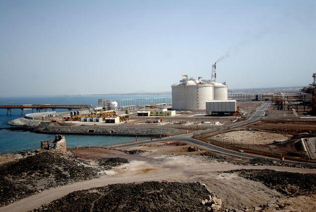 L'usine deBalhaf, au Yémen, aurait servi de prison pour des enfermer des jihadistes. Ils...