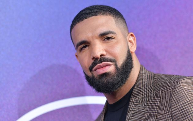 Rapper Drake attends the Los Angeles premiere of the new HBO series