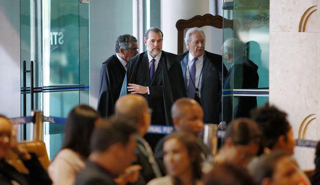 STF derruba permissão para prisão após condenação em segunda