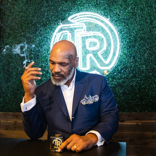 """It makes sense that Mike Tyson has his own <a href=""""https://tysonranch.com/"""" target=""""_blank"""">brand of cannabis</a>. What does"""