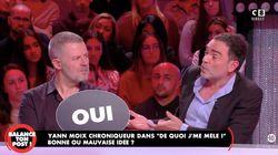 Yann Moix sera chroniqueur de l'émission d'Éric Naulleau sur
