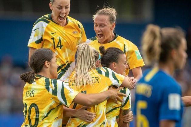 オーストラリアサッカー女子代表 2019年