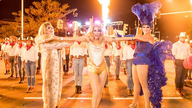 The 2020 Sydney Gay and Lesbian Mardi Gras program has been