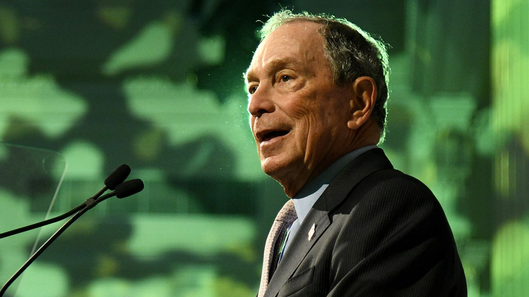 Michael Bloomberg Officially Announces 2020 Presidential Run