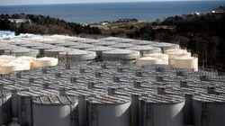 태풍 연타 맞은 후쿠시마 방사능 오염물 누출 우려가 현실이