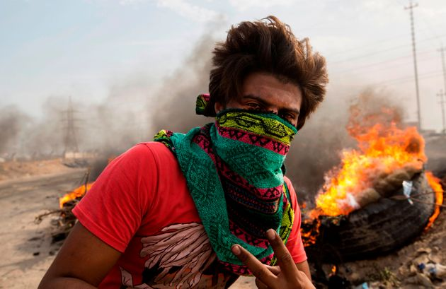 Δέκα νεκροί διαδηλωτές σε 24 ώρες στο Ιράκ από αληθινά πυρά των δυνάμεων